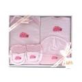 Baby Clothing Set - Pink Ladybird