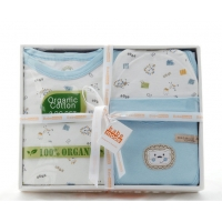 Organic Baby Gift Set Boxed