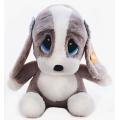 """Dog Grey 10"""""""