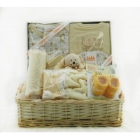 Baby Basket tray 919 Yellow
