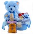 Baby Gift Tub Blue