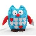 Valentines Owl Blue 23