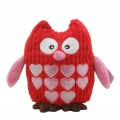 Valentines Owl red 23